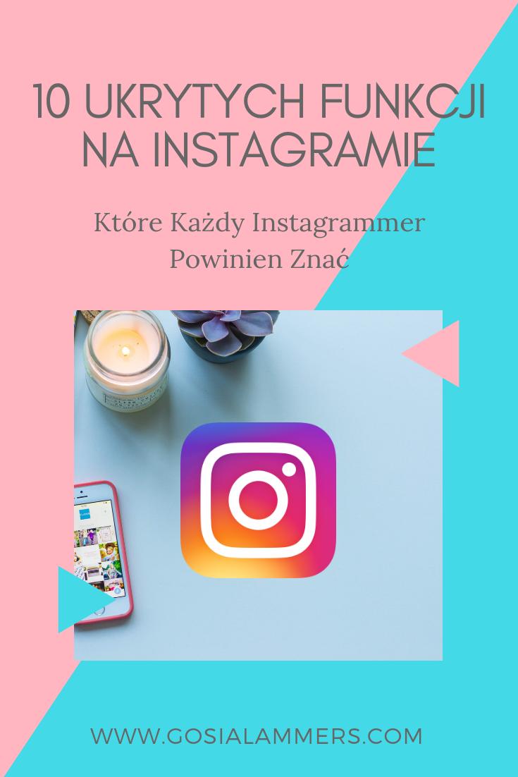 10 Ukrytych Funkcji Na Instagramie, Które Każdy Instagrammer Powinien Znać