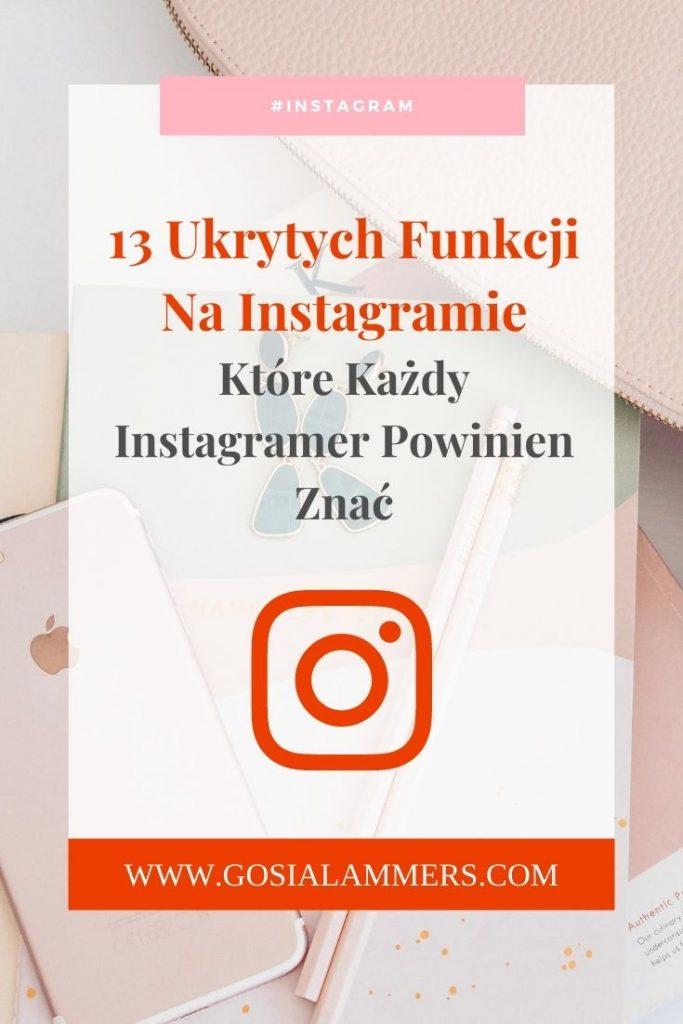 13 Ukrytych Funkcji Na Instagramie, Które Każdy Instagramer Powinien Znać