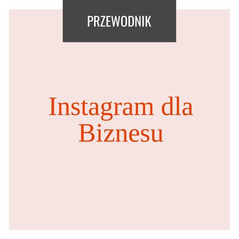 Instagram-dla-Biznesu