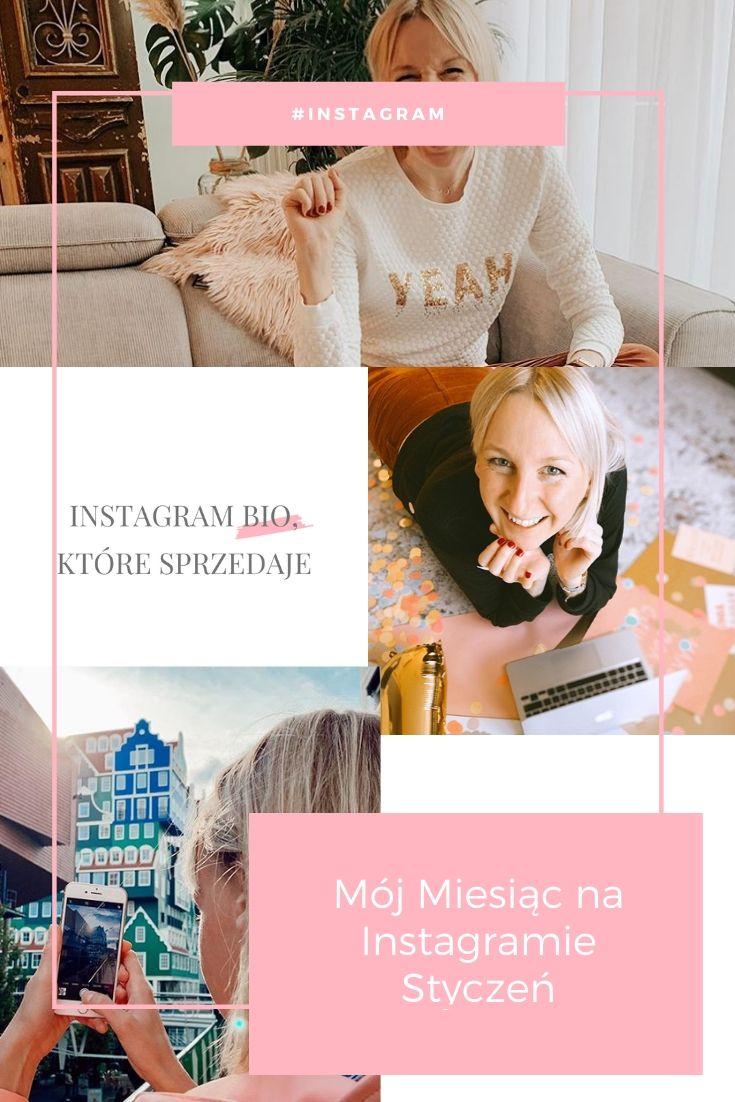 Mój Miesiąc na Instagramie – Styczeń