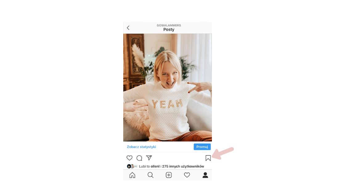jak używać Instagrama jak Pinteresta