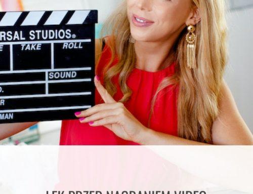 Jak Pokonać Strach przed Nagraniem Video – Rozmowa z Dorotą Białkowską