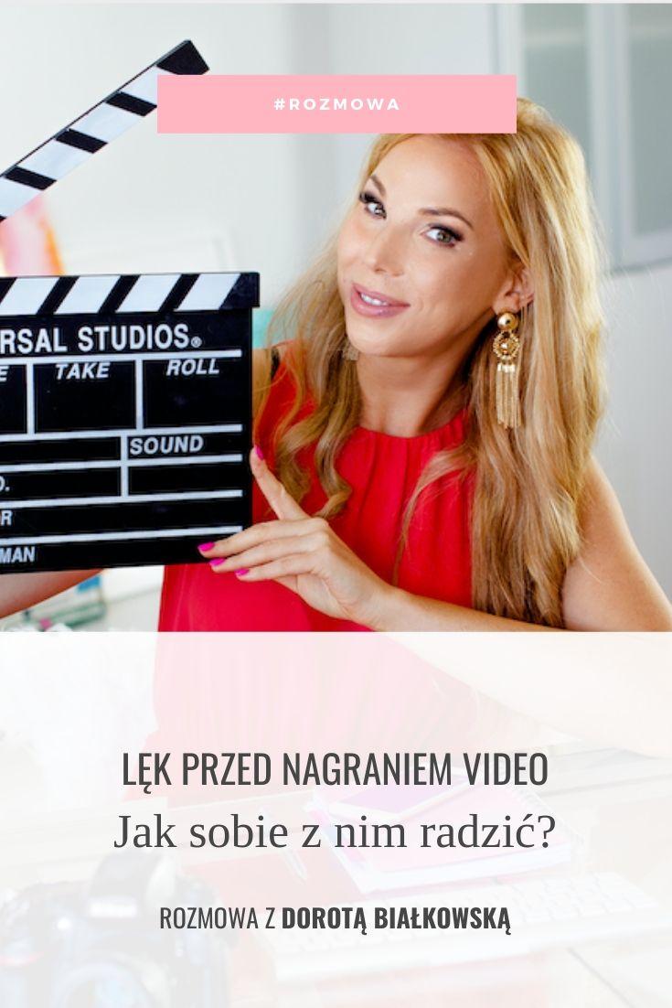 Jak Pokonać Strach przed Nagraniem Video